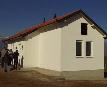 Ndërtimi i një shtëpie në Istog