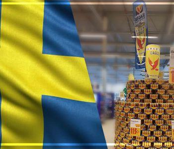 Suedezët konsumojnë mbi 1 milion Golden Eagle mbrenda vitit