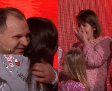 Lot gëzimi, biznesmeni nga Kosova ia dhuron një shtëpi familjes shqiptare live në emision