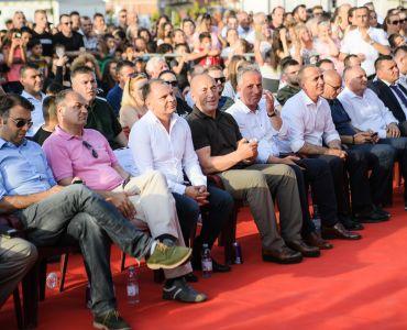 """Haradinaj: Krenohemi me Kompaninë """"Golden Eagle"""""""