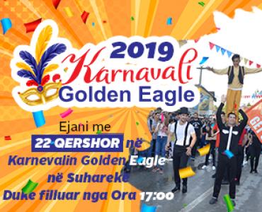 Gjithçka gati për Karnavalin Golden Eagle
