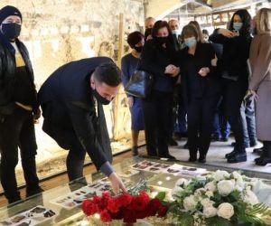 """Hapet muzeu i martirëve të """"Familjes Berisha"""" në Suharekë, i financuar  nga fondacioni Golden Eagle"""