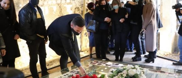Hapet muzeu i martirëve